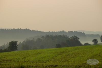 Nebel-Berge