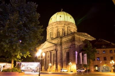 Kirche mit Kuppel