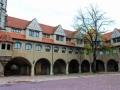 Innenhof Moritzburg